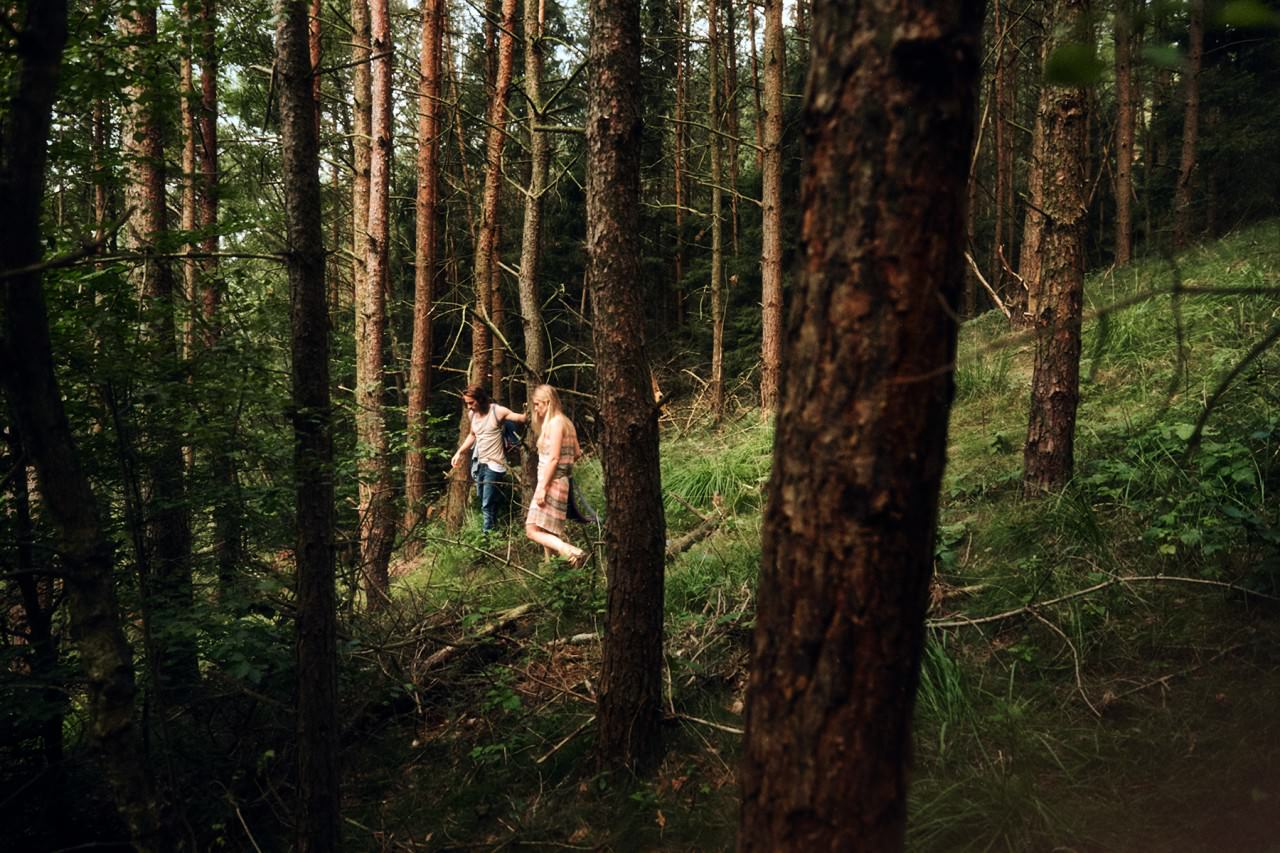 PER KASCH THE FOREST
